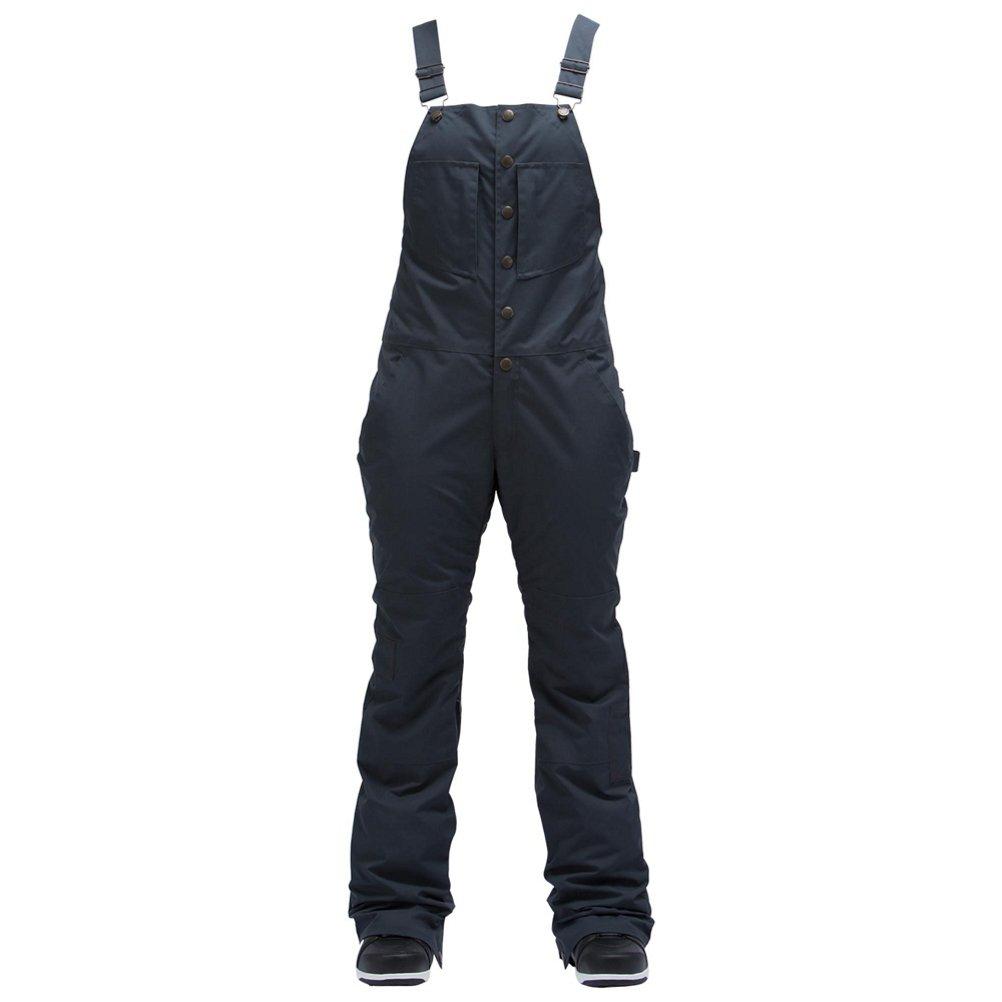 Airblaster Hot Bib Pant – Women 's B074PWWVKF Small|Black Wax Black Wax Small