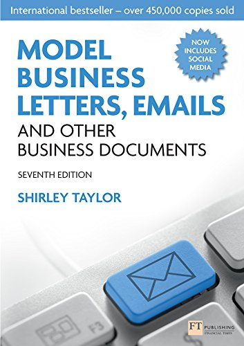 Model Business Letters, Emails and Other Business Documents - Reference Letter Office