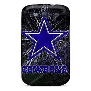 High-quality Durability Case For Galaxy S3(dallas Cowboys)