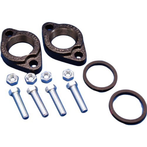 - Grundfos 519604 GF 1-1/2-Inch 15/26 Cast Iron Flange Set