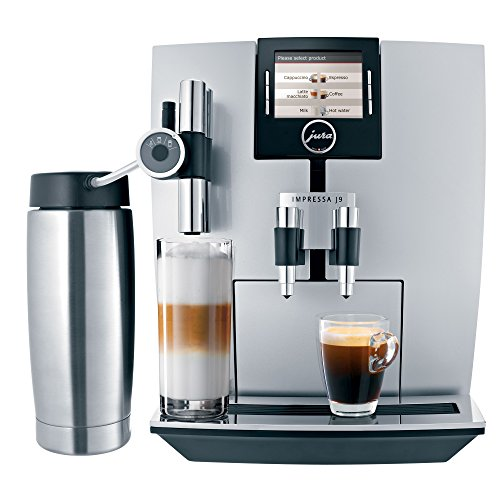 Best of Jura Impressa J9 One Touch TFT Super Automatic Coffee Center (Certified Refurbished)