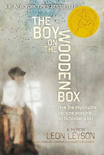 [Leon Leyson] The Boy on The Wooden Box: How The Impossible Became Possible on Schindler's List Paperback (The Boy On The Wooden Box Author)
