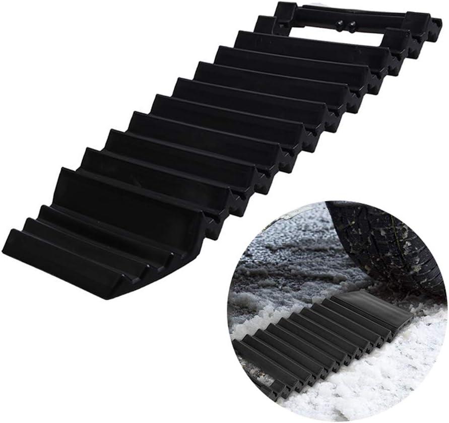 Anfahrhilfe Grip System Antirutschmatte faltbar Schnee Schlamm Reifenunterlage
