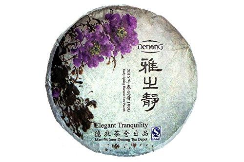 - Denong Tea Elegant Tranquility - 2015 Early Spring Harvest