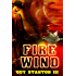 Fire Wind: Sci-fi Western (The Wind Drifters Series Book 1)