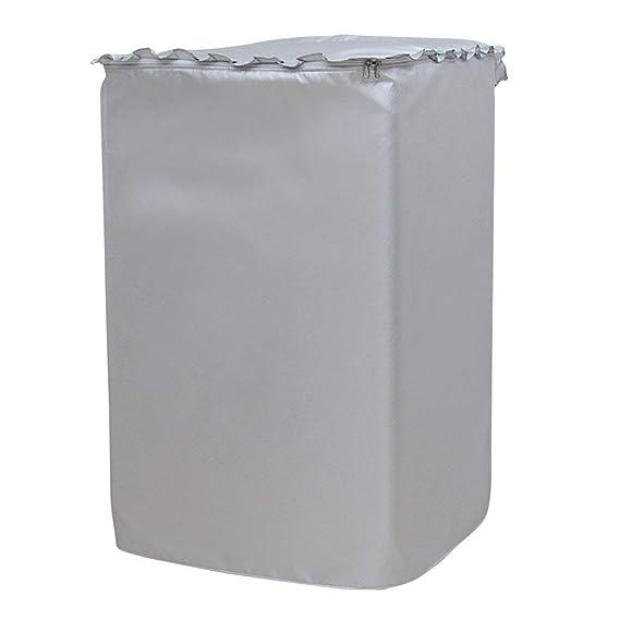 el Sr. Le] funda impermeable para lavadora lavadora Protector ...