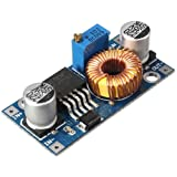 Absolute Native Electronics XL4005 DSN5000 Beyond LM2596 DC-DC 5A Step-down Power Supply Module