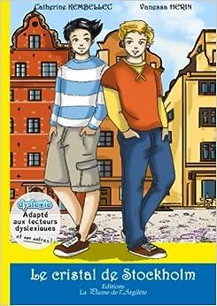 Book Le cristal de Stockholm