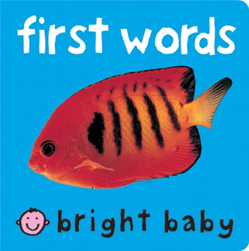 Basic Vocabulary Builder (Bright Baby First Words)