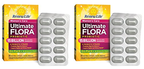 Renew Life Ultimate Womens Probiotic
