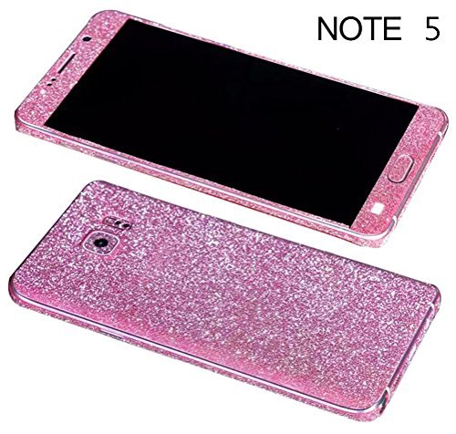 Dreams Mall(TM)Bling Glitter Crystal Diamond Whole Body Protector Film Sticker for Samsung Galaxy Note - Malls Columbus