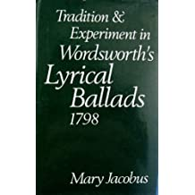 Tradition and Experiment in Wordsworth's Lyrical Ballads