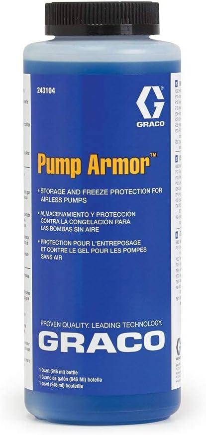 Graco 243104 Pump Armor, 1-Quart - Graco Sprayer -