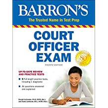 Court Officer Exam (Barron's Test Prep)
