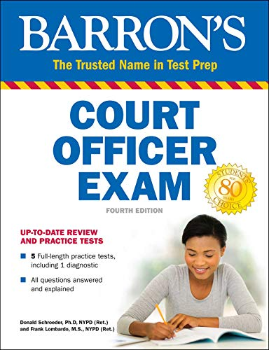 Pdf Law Barron's Court Officer Exam