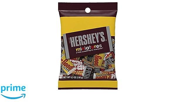 Hershey Reeses Peanut Butter Cup Miniatures (150g.): Amazon.es: Alimentación y bebidas