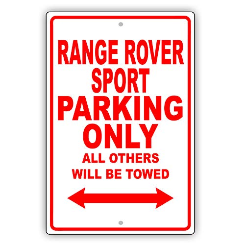 LAND ROVER RANGE ROVER SPORT Parking Only All