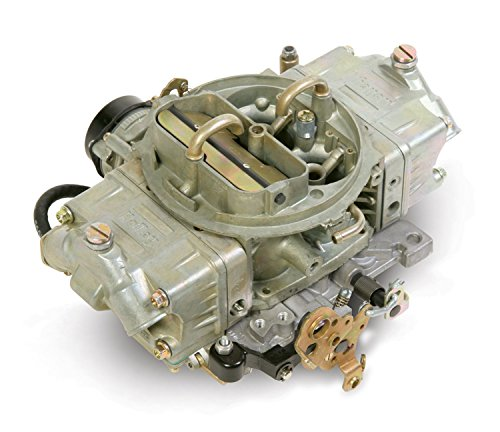 holley carburetor 850 - 9