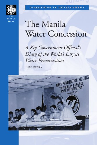 the-manila-water-concession-a-key-government-officials-diary-of-the-worlds-largest-water-privatizati