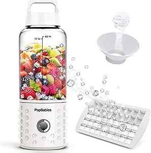 PopBabies Smoothie Blender, Personal Blender FDA and BPA free