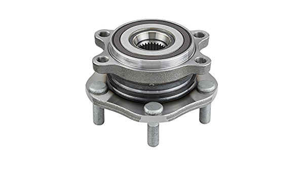 2009 For Nissan Rogue Front Wheel Bearing and Hub Assembly x 2 Stirling