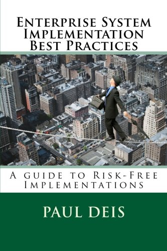 Enterprise System Implementation Best Practices: A Guide to Risk-Free Implementations (Erp Implementation Best Practices)