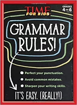 Book TIME For Kids Grammar Rules! by Editors of TIME For Kids Magazine (2013-06-18)