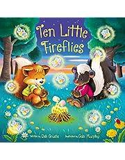 Ten Little Fireflies