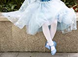 Frozen Inspired Elsa Costumes Flats Shoes, Snow