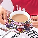 BTaT- Tea Cups, Tea Cups and Saucers Set of