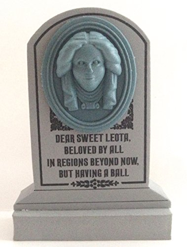 Haunted Mansion Madame Leota Tombstone Car Antenna Topper - Disney (Haunted Mansion Tombstones)