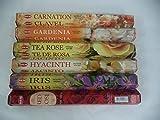 Best Hem Incense Sticks - Hem Floral Variety Combo Set 120 Incense Sticks Review