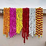Nexxa-5-ft-Long-10pc-Fresh-Real-Lok-Artificial-Marigold-Flower-Garlands-for-use-in-Home-Parties-Diwali-Ganesh-Fest-Decor-Celebrations-Indian-Weddings-Indian-Themed-Event-House-Decorations