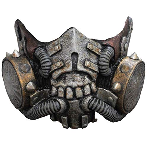 MARS Costume Adult Size Steampunk Doomsday Muzzle - Latex Mask -