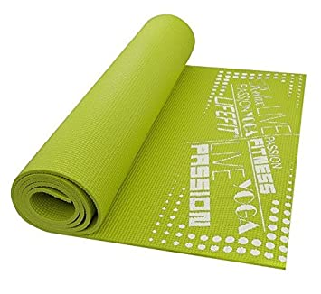 Lifefit Gym Mat Plus Slimfit Verde Verde Claro Talla:173 x ...