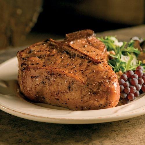 Omaha Steaks 4 (14 oz.) Private Reserve Veal T-Bone Steaks by Omaha Steaks
