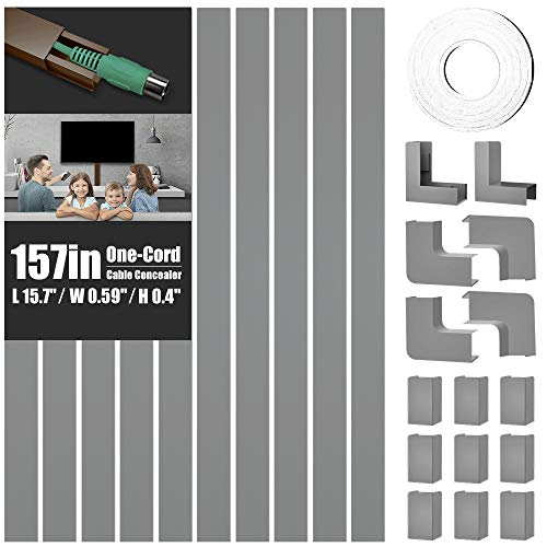 One-Cord Cable Concealer 157in