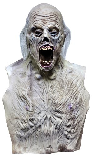 Scary Haunted House Decor Mega Corpse Monster Mask Halloween Party Costume