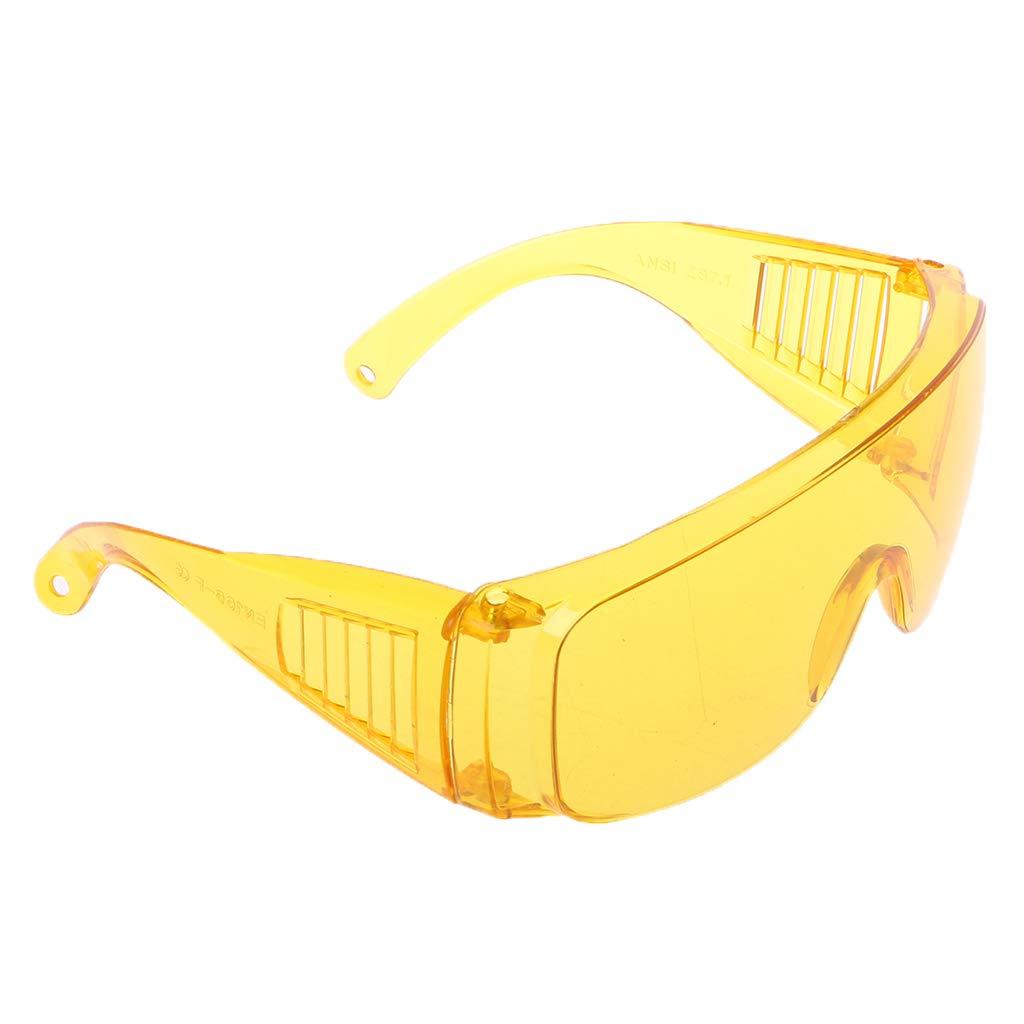 HELLOPOWT Schutzbrille f/ür Zahnarzt und Augenschutz Ty