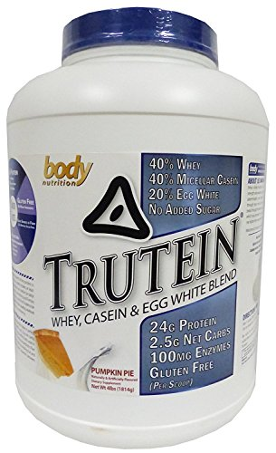 Body Nutrition Trutein Pumpkin Pie 4lb