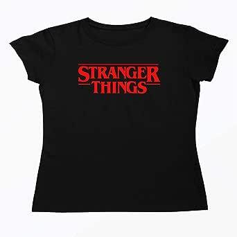 T-shirt Stranger Things design - Women