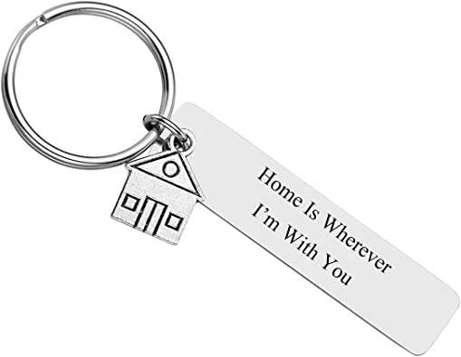 Personalized Stainless Steel keychain Photo Engraved Free delivery Father/'s Day Gift Unique Gift