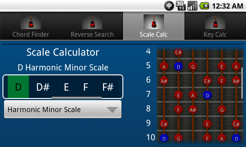 Amazon.com: Chords+ chord finder & more: Appstore for Android