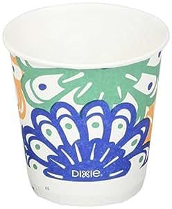 Dixie Bath Cups Coordinating Designs, 3 oz., 600 Count