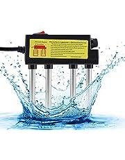 wosume Water Electrolyzer, Portable Water Quality Tester Water Impurities Monitor Electrolyzer Machine Testing Meter
