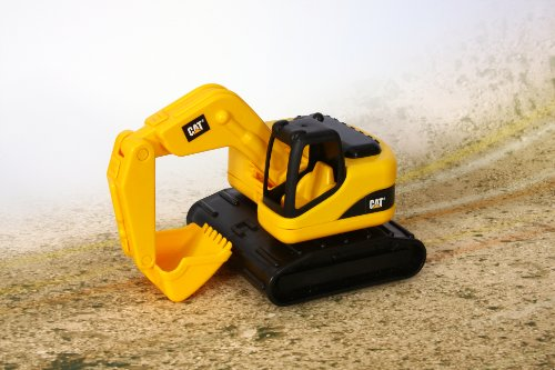 CAT Tough Tracks Truck Excavator