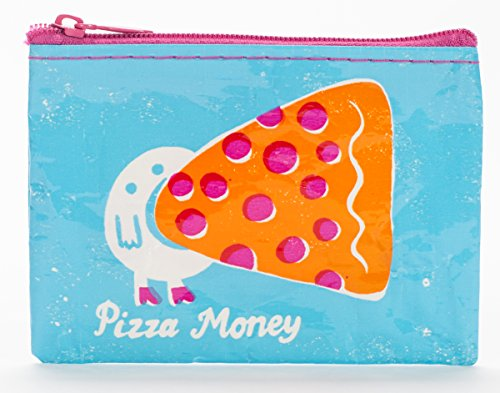 - Blue Q Coin Purse Pizza Money