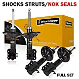 Maxorber Full Set Shocks Struts For Mazda MX-6 & 626 Ford Probe 235601 235602