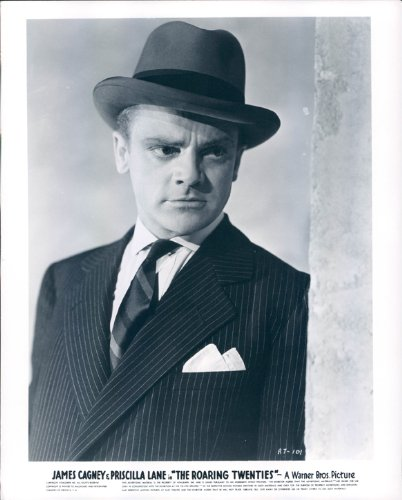 James Cagney In Pin Striped Suit The Roaring Twenties for $<!---->
