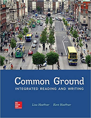 Common Ground: Integrated Reading and Writing Skills